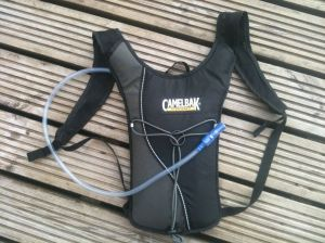 One hump, or two? My new Camelbak hydration pack!